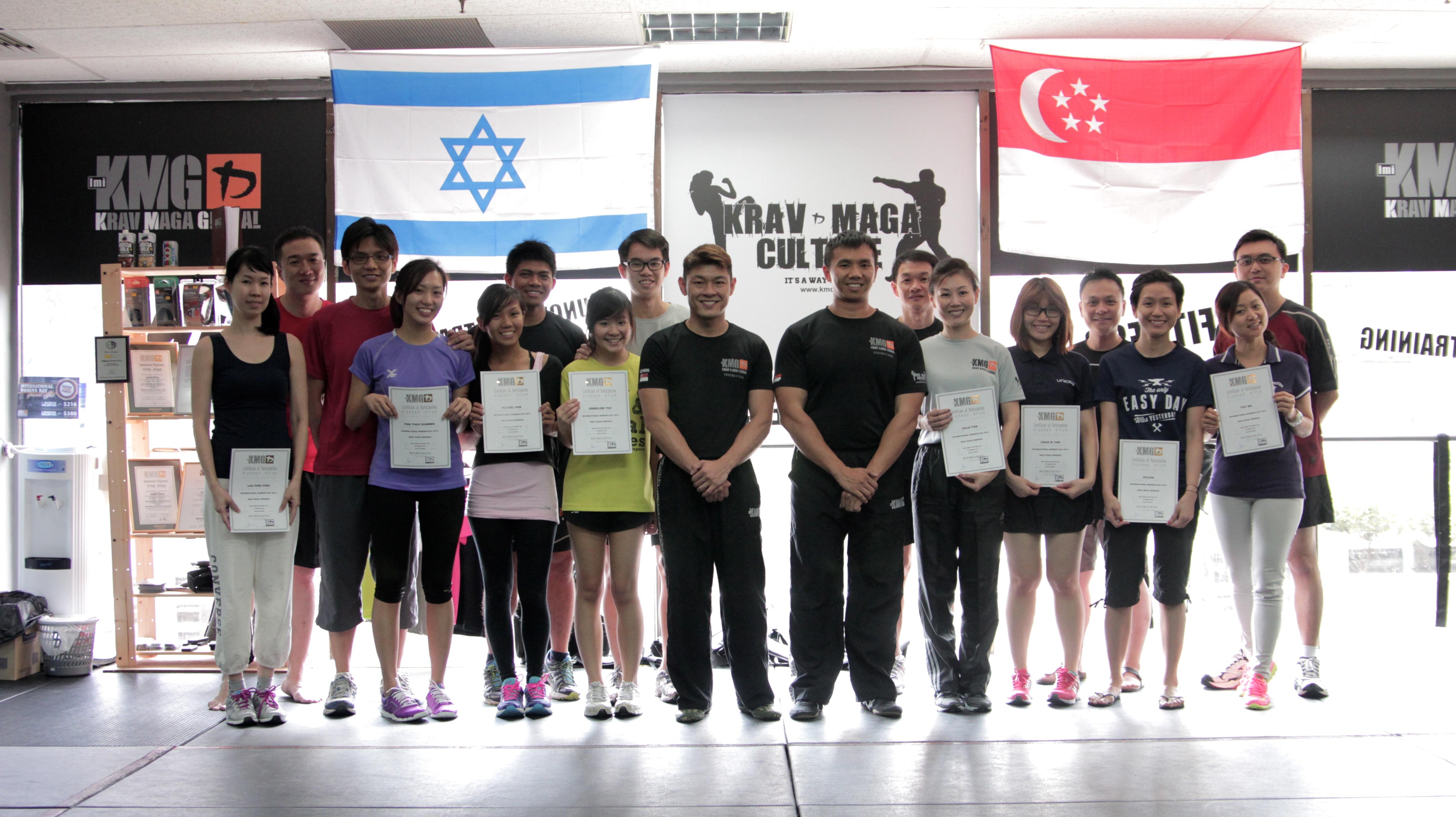 KMG Singapore International Women Day Seminar 2014