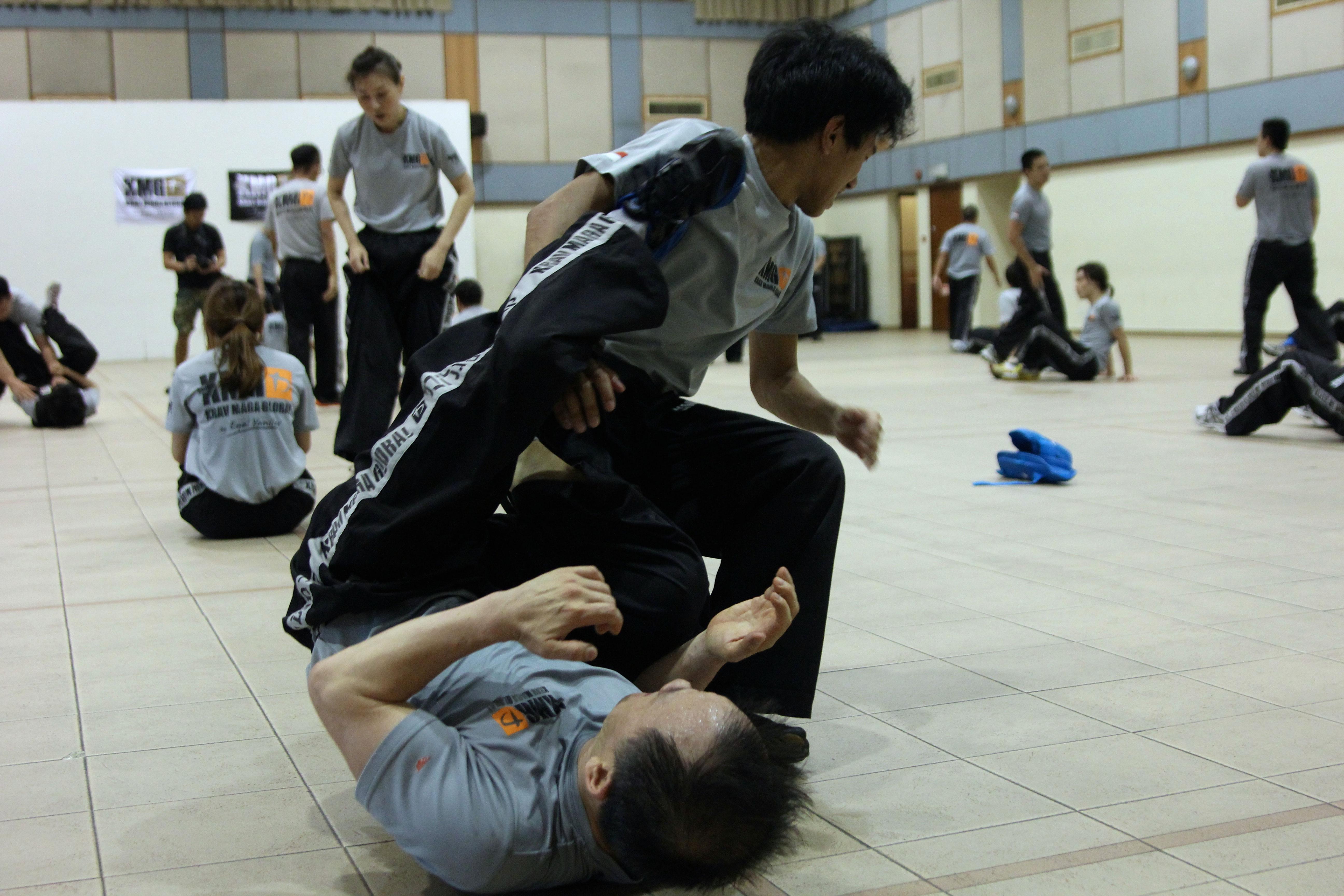 KMG Singapore P Grading (July) 2014