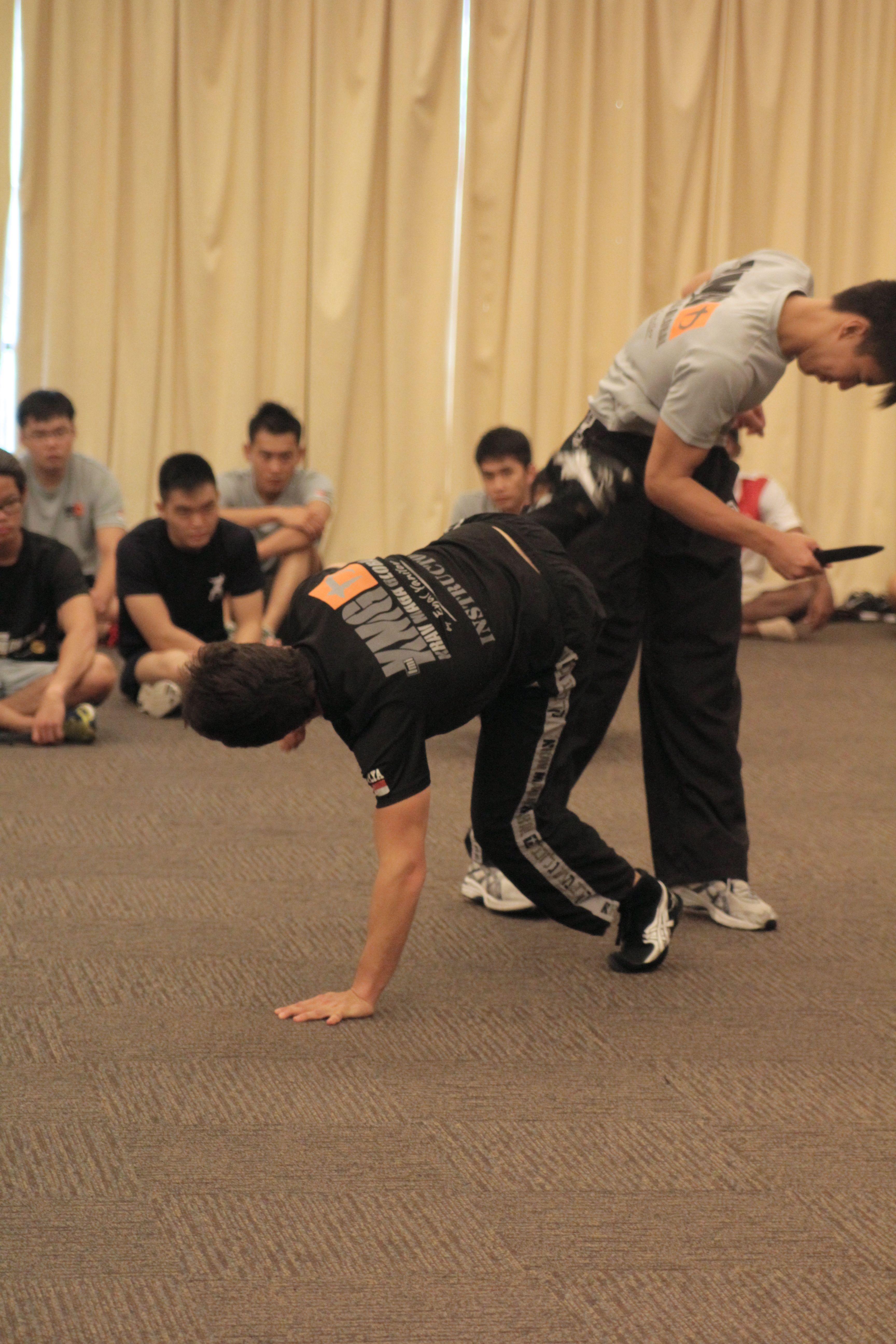 KMG World Tour Singapore 2014 with Ilya Dunsky